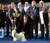 Winning BIS at the IDS show in Prešov in 2010