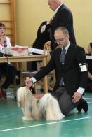 Lilly winning BOB at Specialty in Slovakia